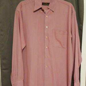 Bugatchi Vomo men's shirt size M
